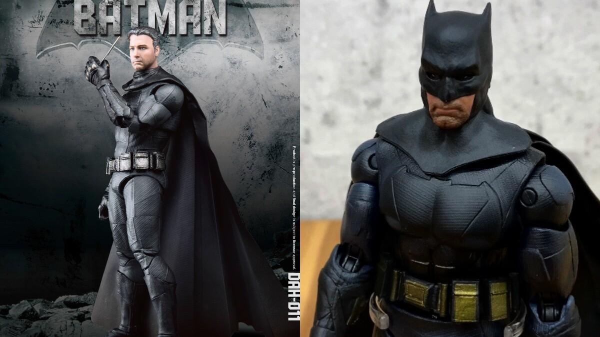 蝙蝠俠日來了!蝙蝠俠必買周邊登場,黑暗騎士擬真公仔、2款蝙蝠車帥氣爆表