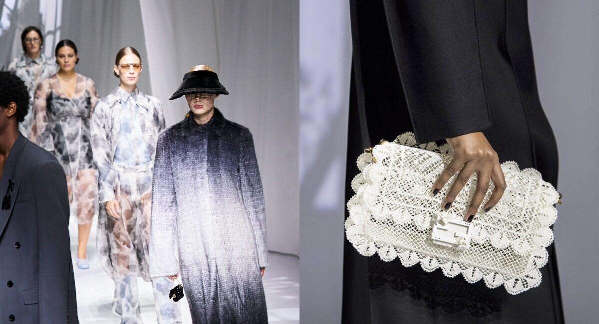 2021春夏米蘭時裝週|有史以來最浪漫、最如夢似幻的Fendi時裝大秀正式開演!