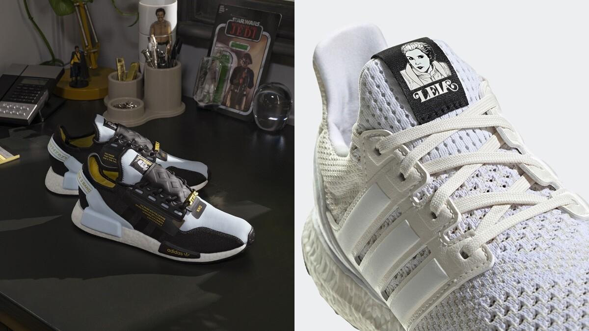 星際迷集合!adidas Orignials X Star Wars聯名系列將Ultraboost、NMD變成星戰角色