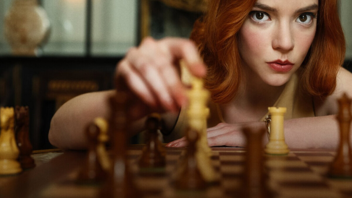 「The Queen's Gambit 后翼棄兵」的圖片搜尋結果