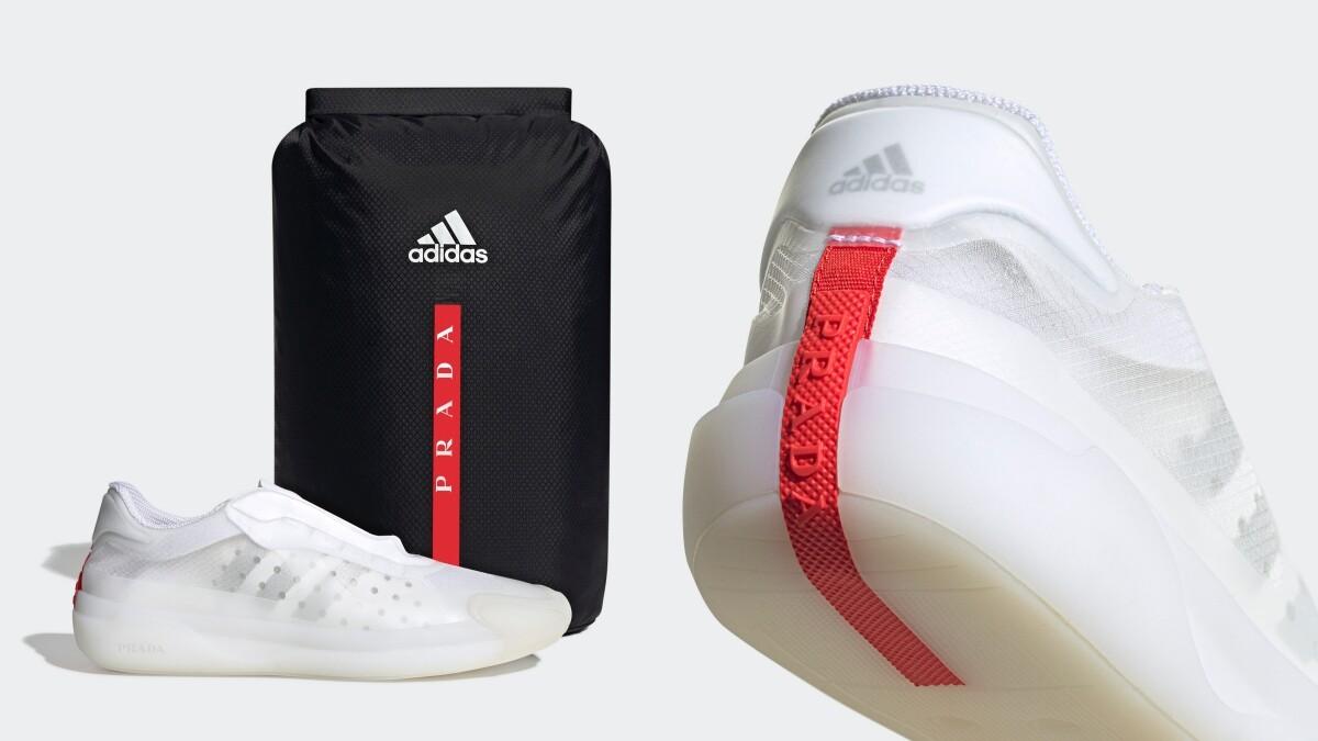 Adidas for Prada第三磅聯名球鞋正式出爐!防水特性連下雨天穿都不怕| Marie Claire 美麗佳人