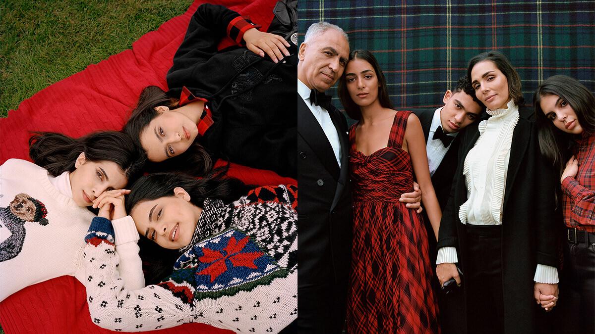 繽紛多樣、時髦舒適的Polo Ralph Lauren Holiday假期系列服裝,讓妳與家人穿出溫暖有愛的默契造型,共度歲末新年時光!
