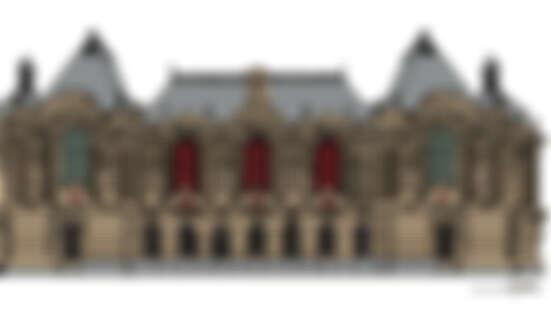 城市色票觀察日記:Palais des Beaux-Arts de Lille里爾美術館