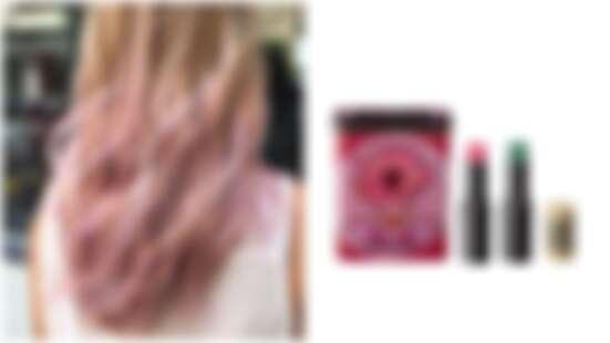 夢幻粉彩髮色,自己畫出來!Anna Sui魔彩炫色染髮筆,實現秒速變髮的心願