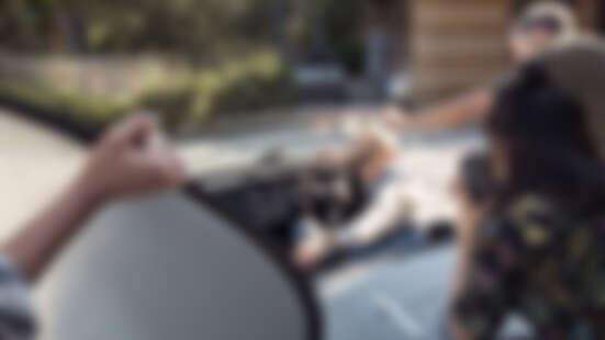 街拍潮人章凝與女星Kate Bosworth的真心話大冒險