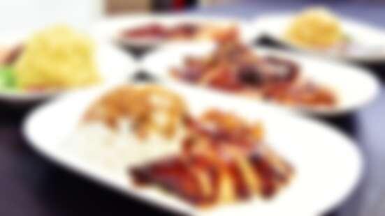 世界首家米其林一星小販來了!了凡香港油雞飯麵登台開賣