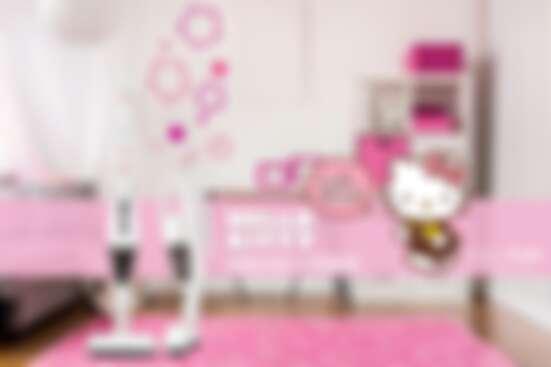 化身女僕貓 櫻花特仕ecomo Kitty吸塵器雙款一次收編的必須