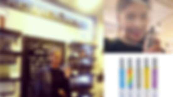 河智苑與姊姊聯手打造,眾韓女星化妝包都有!CHIC & CHICK再開台灣第三家分店,並推出台灣獨有「At This Moment」系列