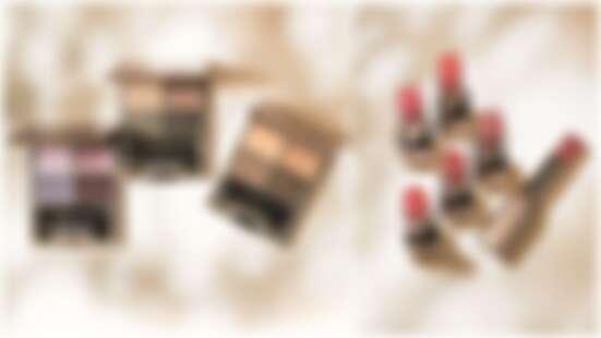 超熱賣的經典眼影盤這回加入落葉圖案!LUNASOL全新3色晶巧光燦眼盒,打造陽光灑落的溫暖色調