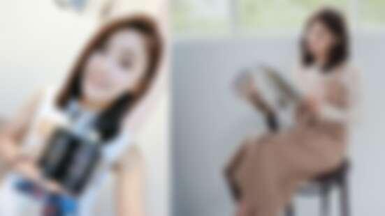 跟油頭、異味說Bye 晞晞這麼做重回「零死角美女」,再度擁有女神秀髮