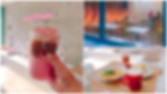 「粉紅漸層摩卡、草莓千層蛋糕…這間夢幻咖啡廳一定要踩點」聖水站Share D Table每個角落都超好拍
