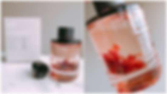 「真的漂浮著玫瑰花瓣」以玫瑰濃縮油為基底的belif夢幻粉紅色精露