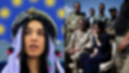 IS暴行下倖存的雅茲迪族女孩,Nadia Murad:「死,比被賣來賣去,被性侵到生不如死好。」