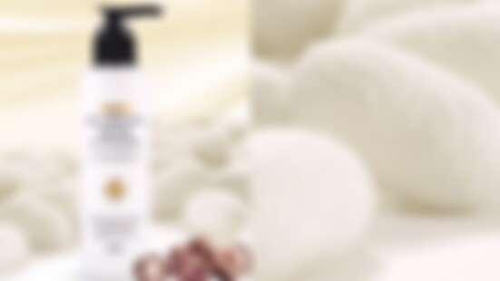 頂級秀髮饗宴! ORIKCOS絲質修護滋養護髮素