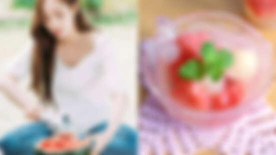 金秘書的最愛!韓國人夏天最愛這一味,冰冰涼涼「西瓜花菜」簡單又消暑~