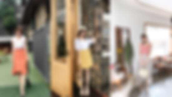 韓妞最愛裙款 Top3!從窄裙、一片裙、不規則裙打造迷人的時髦歐逆風!