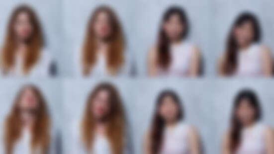 探索自己有什麼害羞!攝影師捕捉22位女性「歡愉」表情!