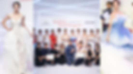 2018「決戰禮服伸展台-我的完美婚紗在哪裡!」時尚大秀圓滿落幕 優雅兩件式經典白紗《啟程》奪得冠軍 前三名直送西班牙看秀
