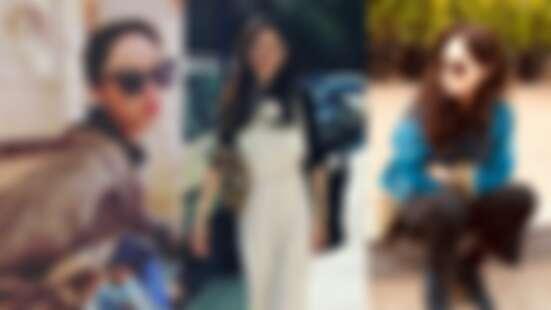 韓國時髦女星當之無愧!28款IG穿搭美照,帶你看見孔曉振的穿衣實力!