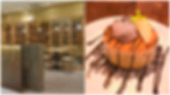 這道黑胡麻北海道鮮奶油厚鬆餅只有這裡才有賣!天母大葉高島屋開幕全新杏桃鬆餅屋2.0