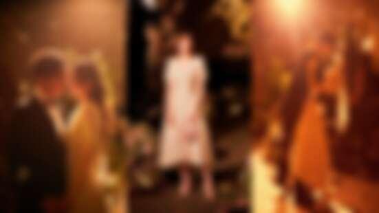 唐嫣、羅晉絕美婚宴照釋出!超美超夢幻的婚前晚宴禮服由Chloé量身打造