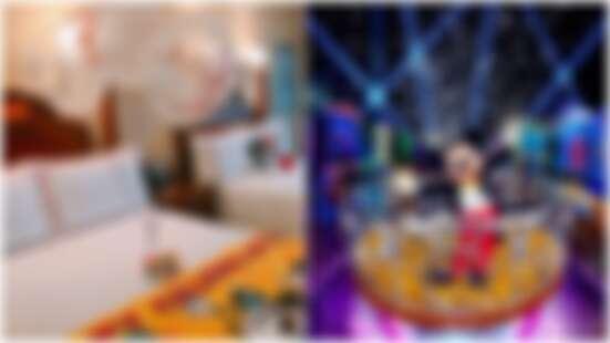 米奇90週年香港迪士尼舉辦限定World's Biggest Mouse Party!2019年更推出全新「蟻俠與黃蜂女:擊戰特攻!」遊樂設施