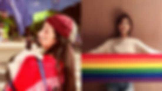 「愛上一個人是沒有性別的,是兩個靈魂互相吸引。」力挺婚姻平權,張惠妹、楊丞琳、溫貞菱紛紛為同志發聲