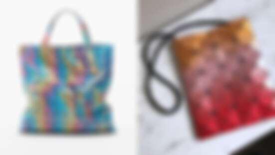 三宅一生3D立體BAO BAO再升級!全新春夏系列不僅造型多變,色彩更繽紛多彩!