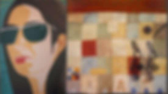 真心美呆,當代藝術與壁毯工藝激盪的火花!藍騎士藝術空間《當代壁毯藝術》