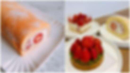 (持續更新)不吃會後悔!冬季限定給你滿滿新鮮草莓,從銅板價到精品級甜點總整理