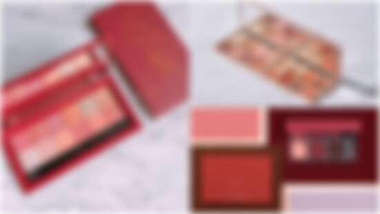 MIT超美新眼影盤!heme訂製紅酒巧克力眼影盤、1028暖心金屬光自我組藝眼影盤、BEYOUTIFUL by AIR SPACE絢光耀眼12色眼彩盤