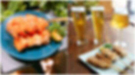 燒肉、啤酒一次滿足!金色三麥X胡同燒肉首度跨界合作,推出全新酒食串燒套餐(詳細菜單、價格)