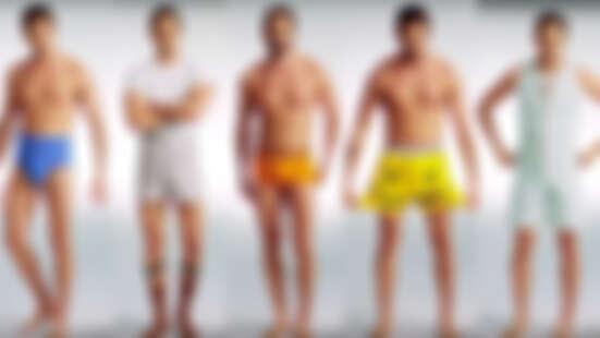 「Glam, Inc.」男性內褲百年發展史,不管哪個年代,穿對內褲的男人最性感~