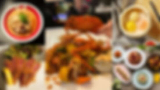 鹹食胃請進!微風南山必吃7間全台首店美食餐廳,手抓海鮮、大蒜主題餐廳...一次吃起來