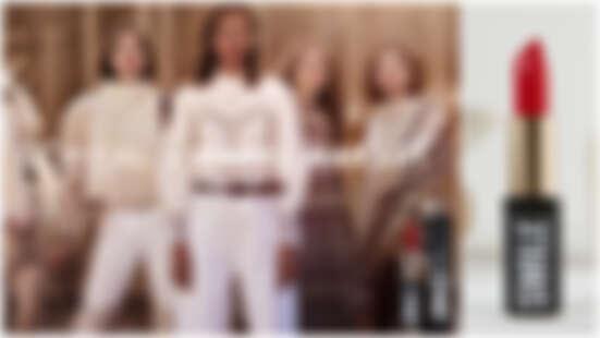 最狂精品級開架聯名!歐美名模巨星私服時尚品牌Isabel Marant和L'Oreal Paris攜手推出訂製唇膏(完整試色)