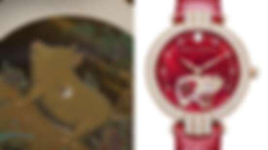 盤點新年限定款!小豬圖案、大紅色系腕錶珠寶特輯(持續更新中)