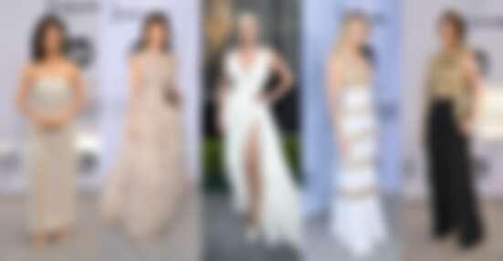 白金配色成性感大勢!Lady Gaga、瑪格羅比、楊紫瓊…美國演員工會獎紅毯造型特輯