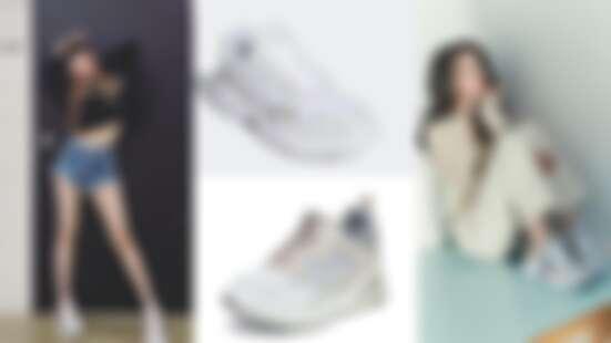 IU、宋慧喬、泫雅、金裕貞腳上愛鞋是這些...2019春夏必入手的5款潮流球鞋