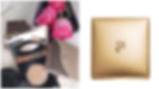 用150朵玫瑰精華替肌膚上妝!換上方型新盒氣墊銷售王「蘭蔻絕對完美玫瑰氣墊粉餅」不只霸氣也很大器~