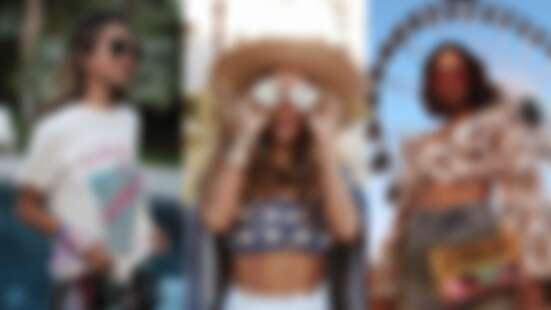 Coachella音樂節就該這樣穿!六大衣著重點穿出你的熱情時髦態度!
