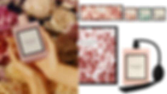 Gucci Bloom花悅香氛推出限量身體系列 還有瓶身神美的華麗復刻版淡香精!