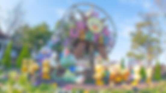 東京迪士尼樂園即將推出「電子雞」啦!復活節「兔耳小雞&蛋蛋兔」軟萌新登場