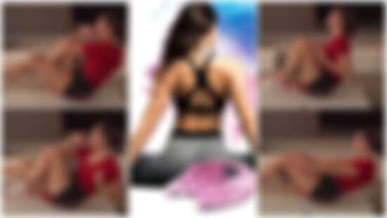 4招「BackJoy美姿墊」超強核心運動輕鬆做~不只瘦大腿,還能練出平坦小腹!