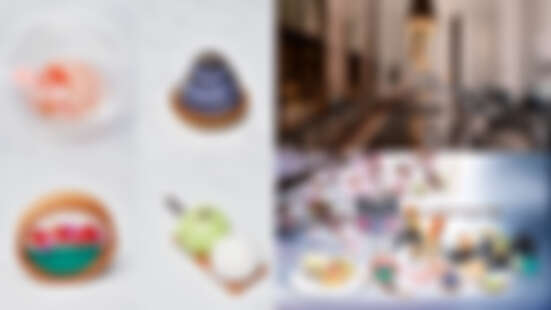 OPI x台北萬豪酒店聯名下午茶,專屬美甲師進駐,邊享午茶邊做美甲!