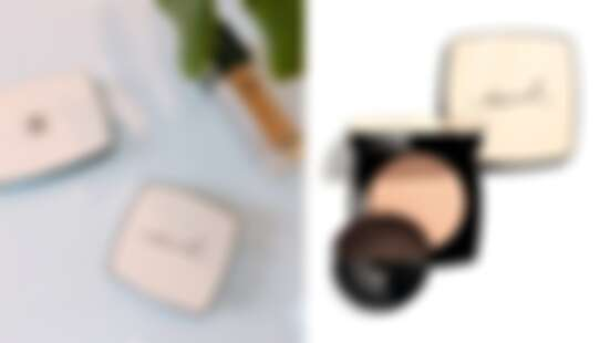 CHANEL字母變草寫太美,香奈兒時尚裸光蜜粉餅必收!還有一擦爆水的「粉底精華」 清新水感質地令人超期待