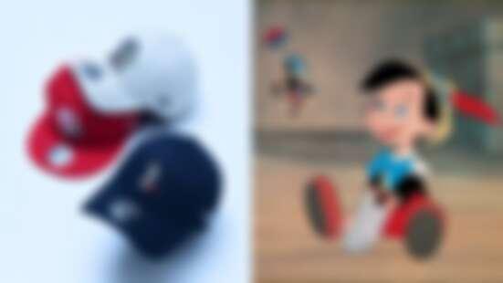 四個顏色都百搭!NEW ERA洋基帽聯名《木偶奇遇記》推出超可愛小木偶帽子