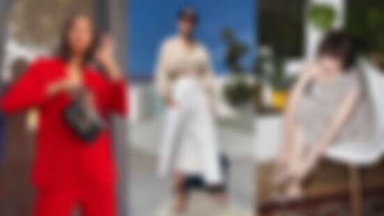 跟著她們穿準沒錯!透過Zara官方開設的IG帳號@livingzara,找尋每週的穿搭靈感!