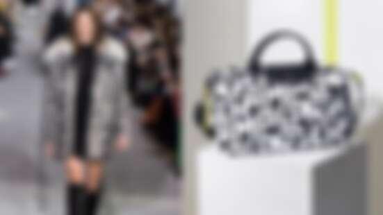 Longchamp 鬧革命,用 LGP Logo 幫折疊包打扮升級!