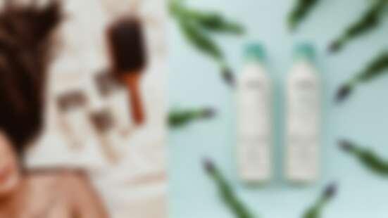 AVEDA鐵粉真幸福! 感性修復+理性修護,每個女生都該有兩款洗髮精!