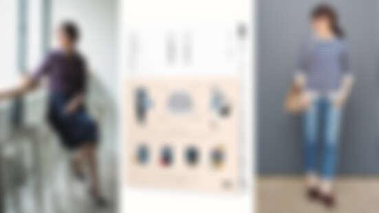 1件單品 × 6種風格:日本女孩認證最有感的時尚穿搭擴充術!